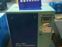 汉钟分体式激光切割专用空压机AE系列